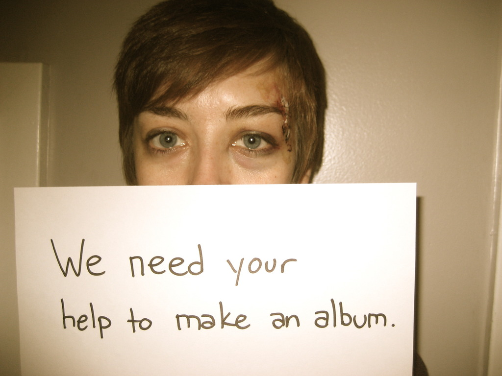 We want to make an album because we love music!'s video poster
