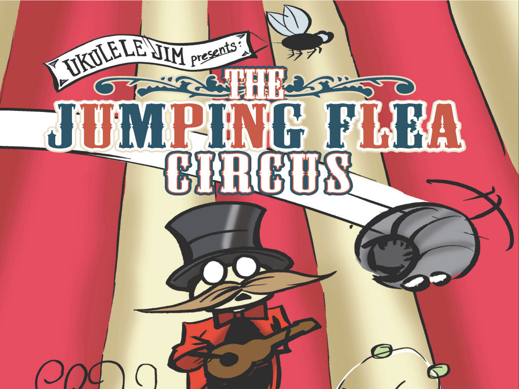 The Jumping Flea Circus - Storybook & Music CD's video poster