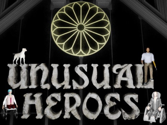Pict of Unusual Heroes logo