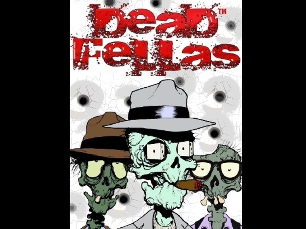 Deadfellas: the zombie mobster card game's video poster
