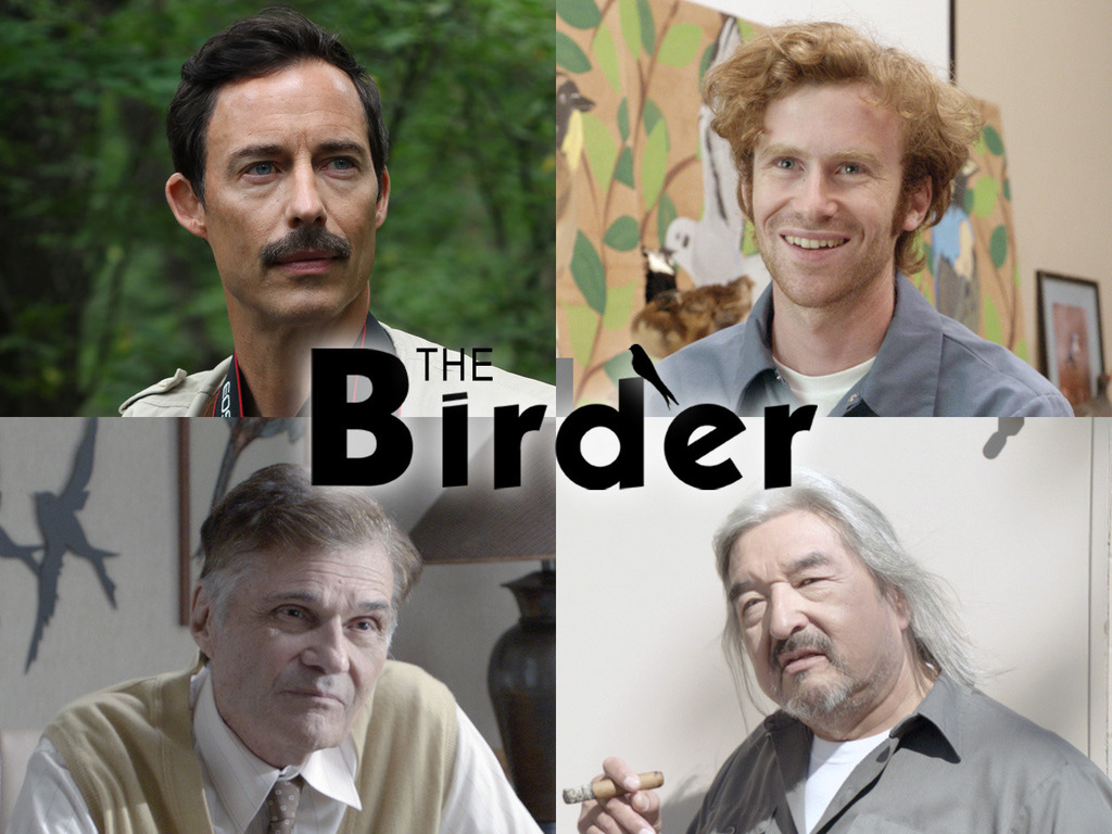 The Birder's video poster