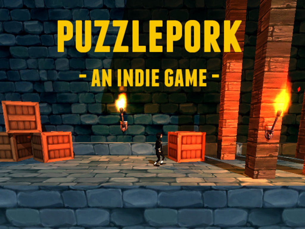 PuzzlePork: Coming to PC, Mac iOS and Android's video poster