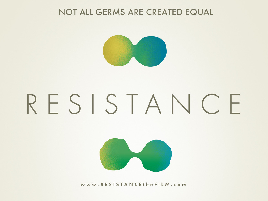 RESISTANCE (an antibiotic documentary)'s video poster