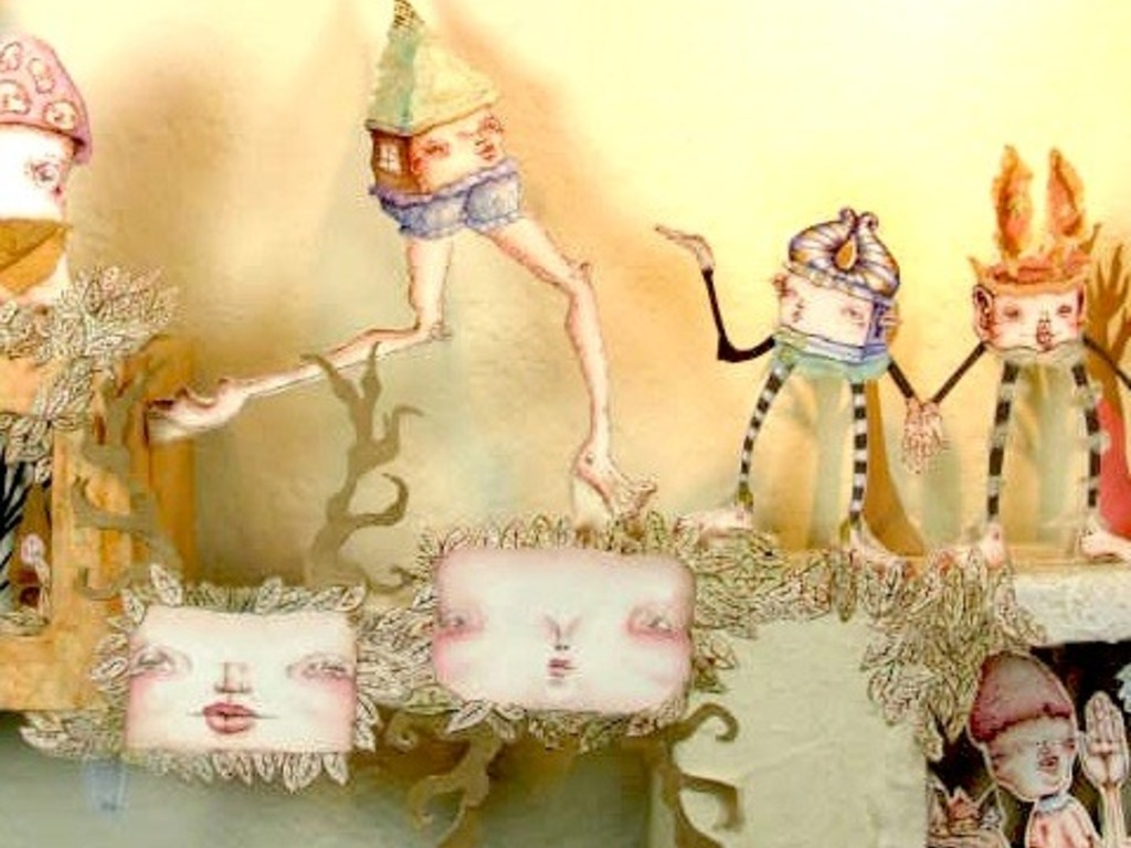 Danielle's Paper Wonderland!'s video poster