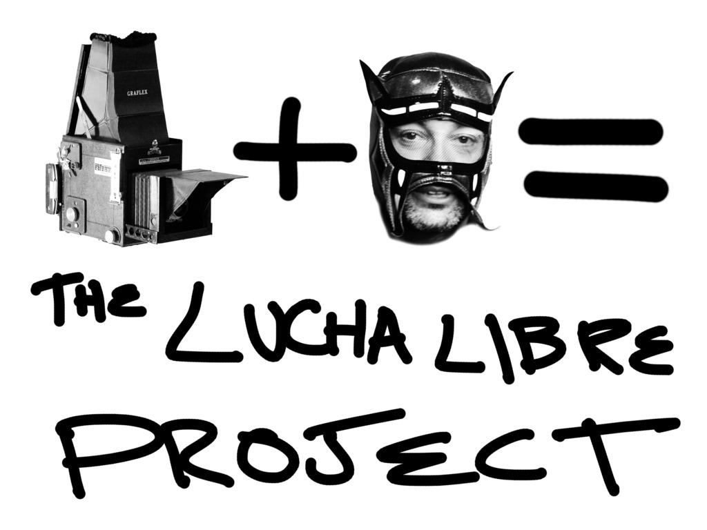 """The Graflex Project """"lucha libre"""" Mexico's video poster"""