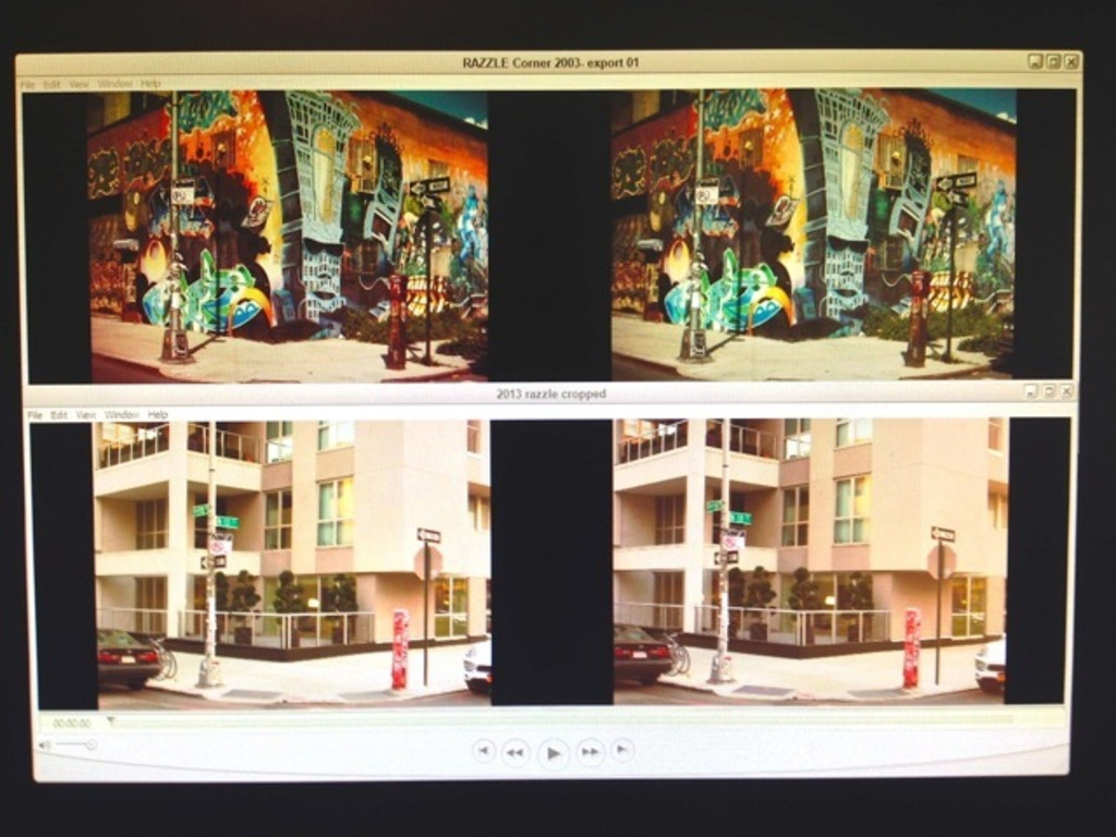 3D of a Decade in Williamsburg's video poster