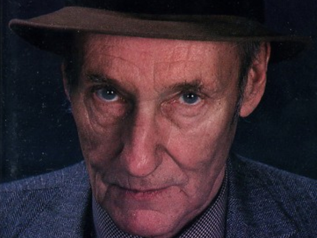 Restoration of Burroughs: The Movie by Howard Brookner's video poster