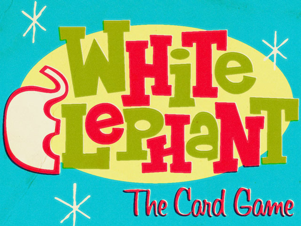White Elephant Card Game's video poster