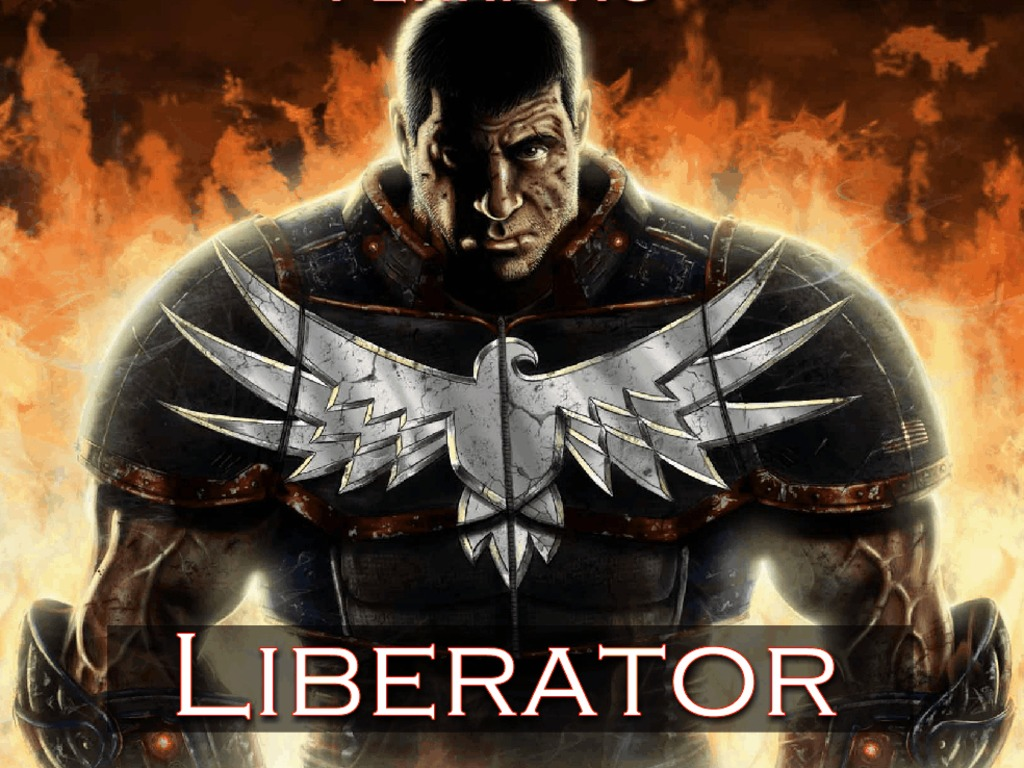 LIBERATOR - Superhero Short Starring Lou Ferrigno's video poster