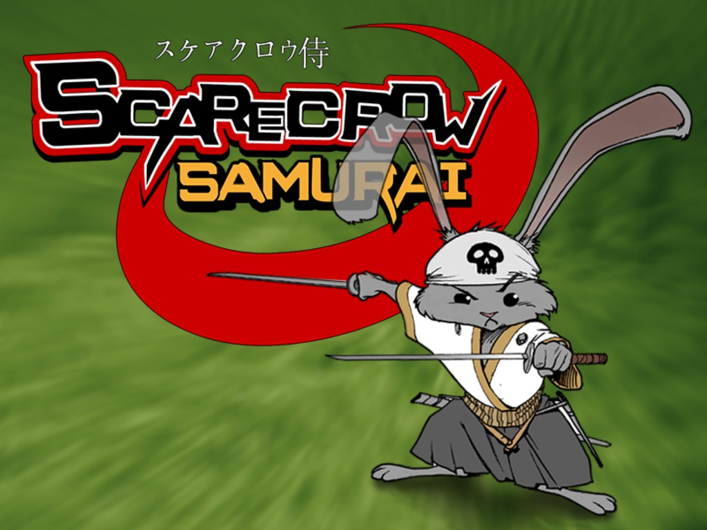 Scarecrow Samurai - top down hack 'n slash game for Android's video poster
