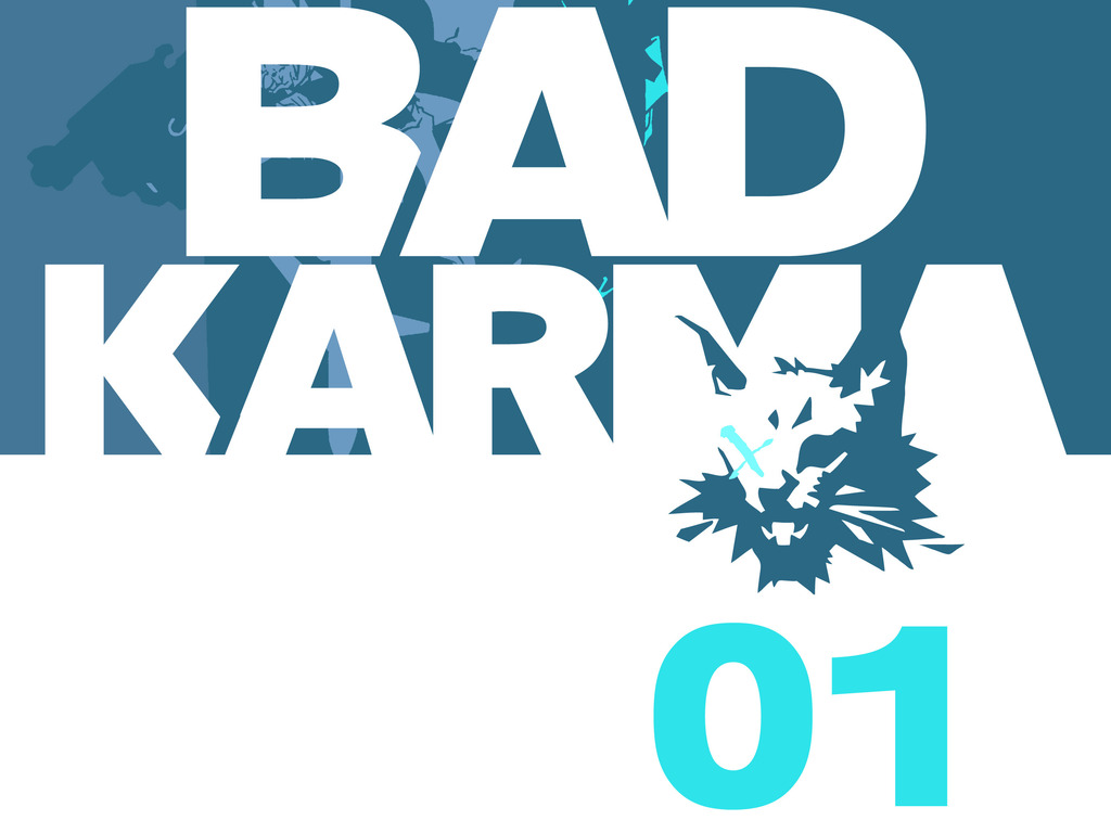 BAD KARMA's video poster