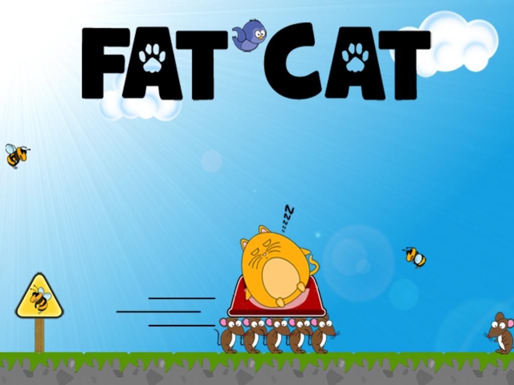 Fat Cat's video poster