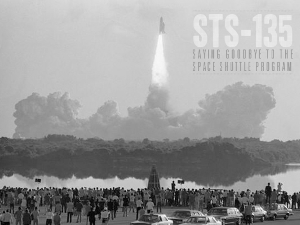 STS-135: Saying Goodbye to the Space Shuttle Program's video poster