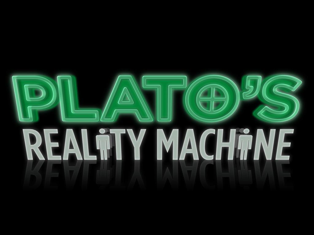 Plato's Reality Machine's video poster