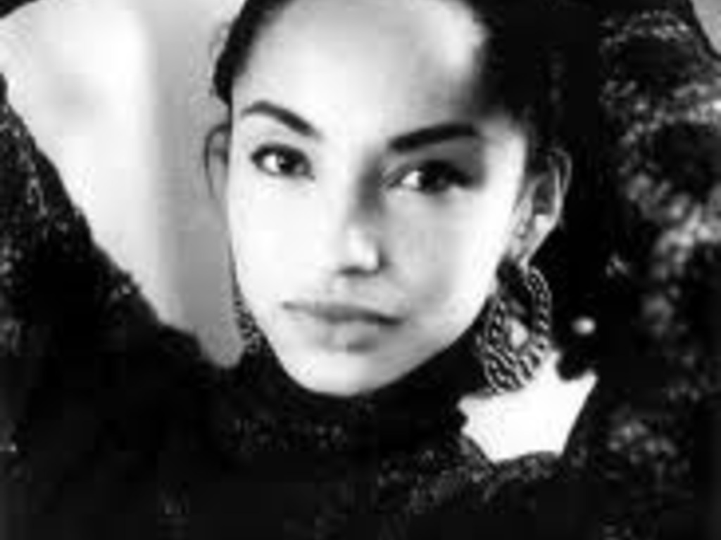 A tribute to Sade Adu's video poster