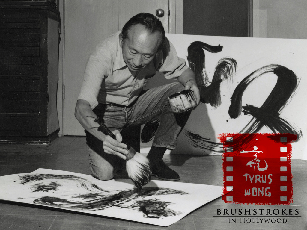 TYRUS WONG: BRUSHSTROKES IN HOLLYWOOD's video poster