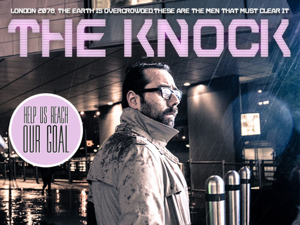 THE KNOCK : A SCI-FI DRAMA's video poster