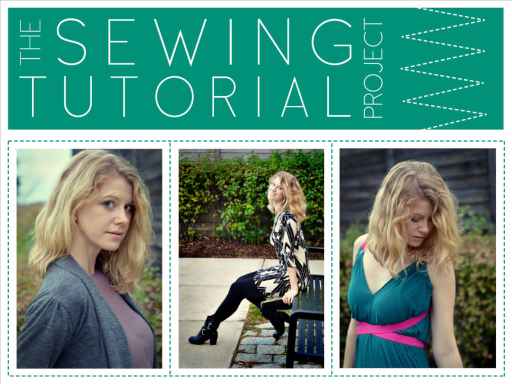 The Sewing Tutorial Project's video poster