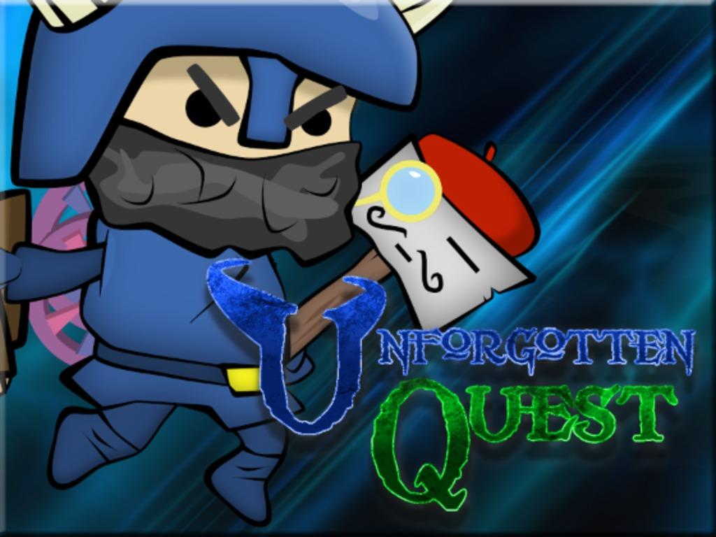 Unforgotten Quest's video poster