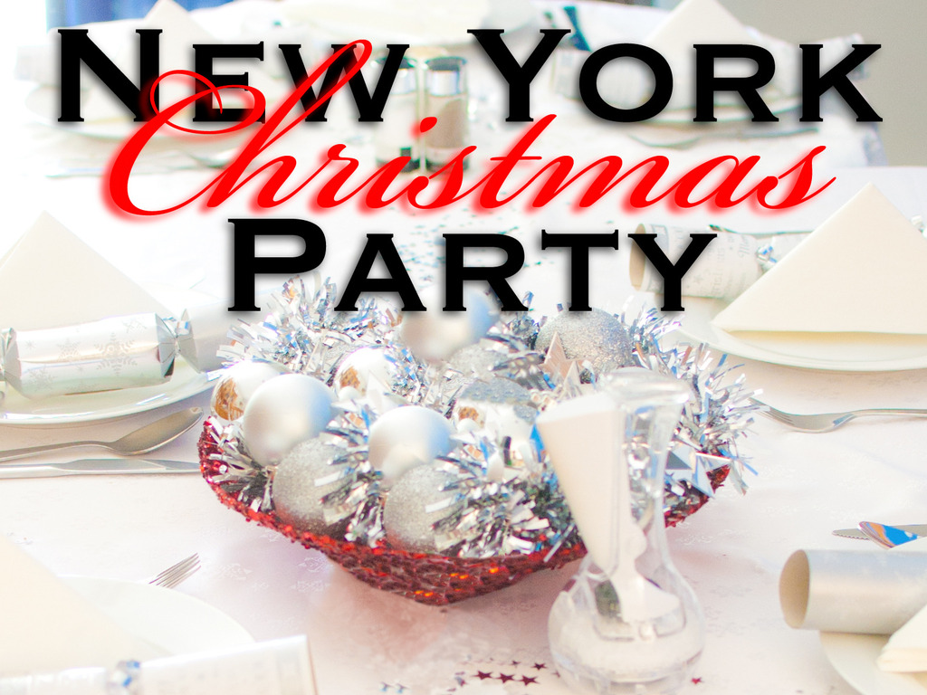 New York Christmas Party's video poster