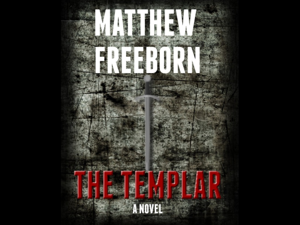 The Templar, a new epic novel's video poster