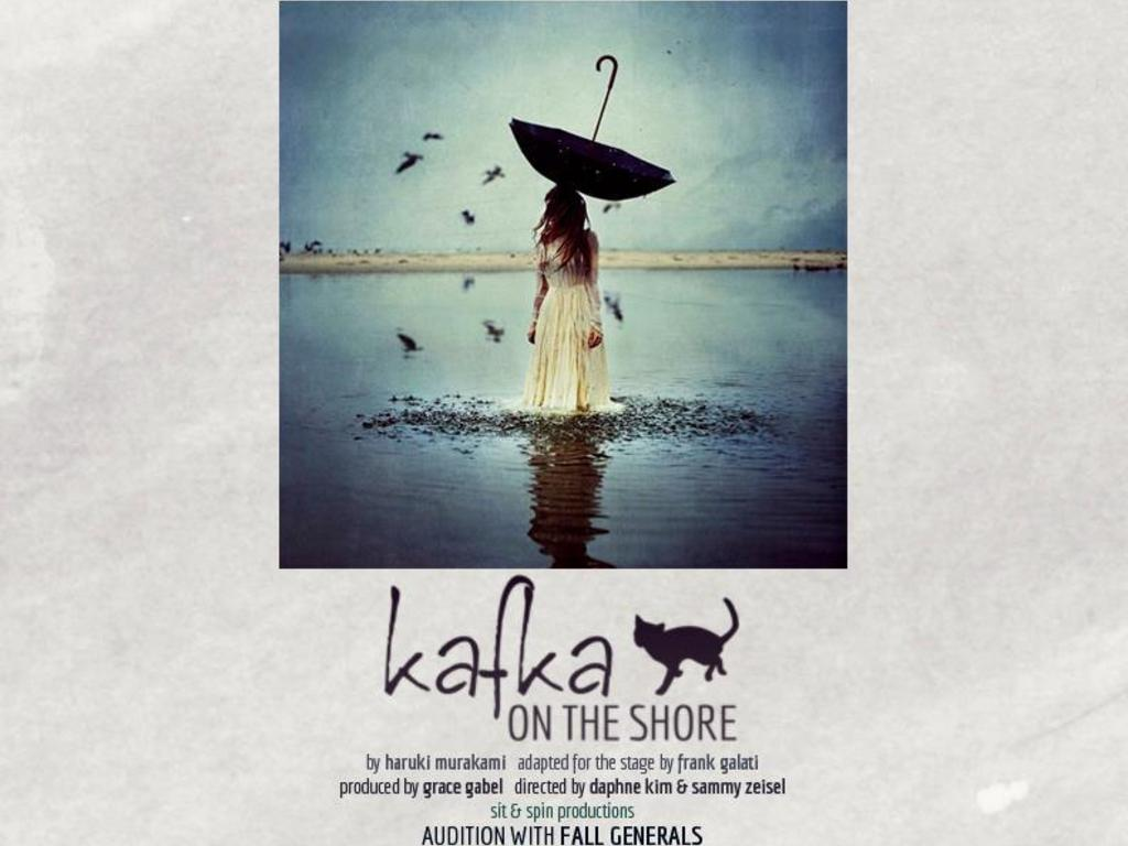 Kafka on the Shore's video poster