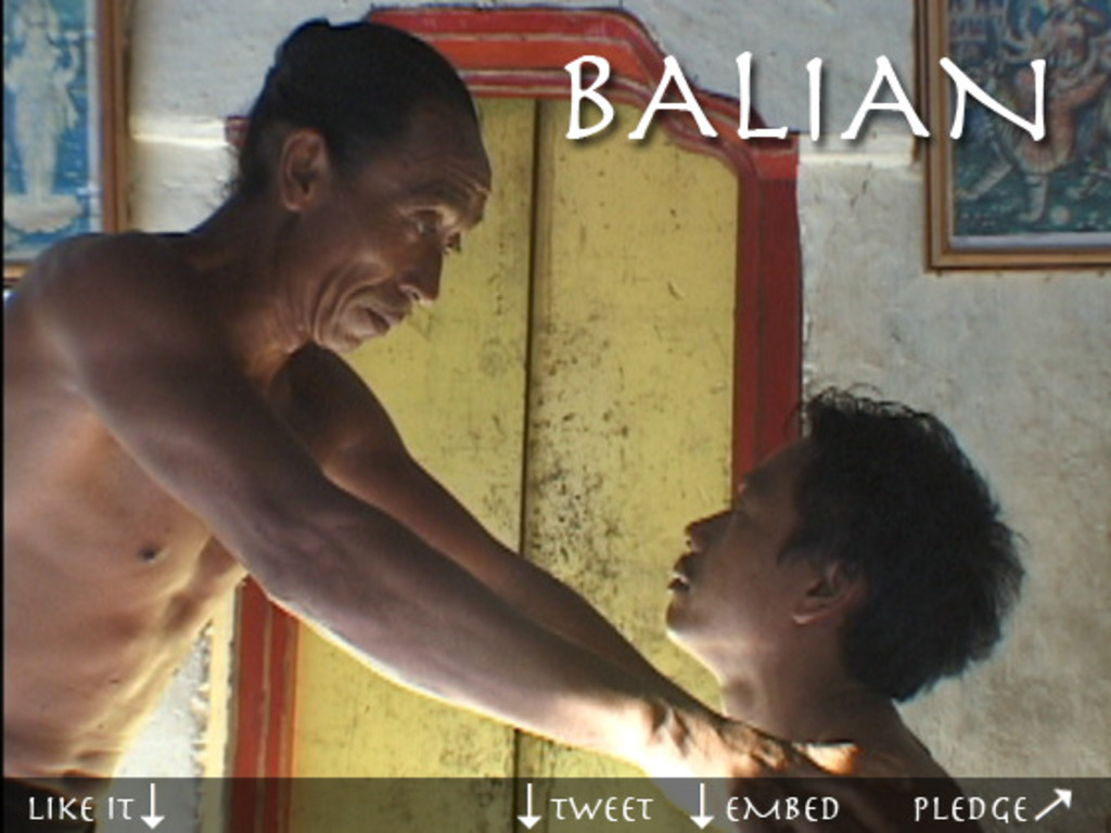 Balian - Traditional Healers of Bali. A Documentary.'s video poster
