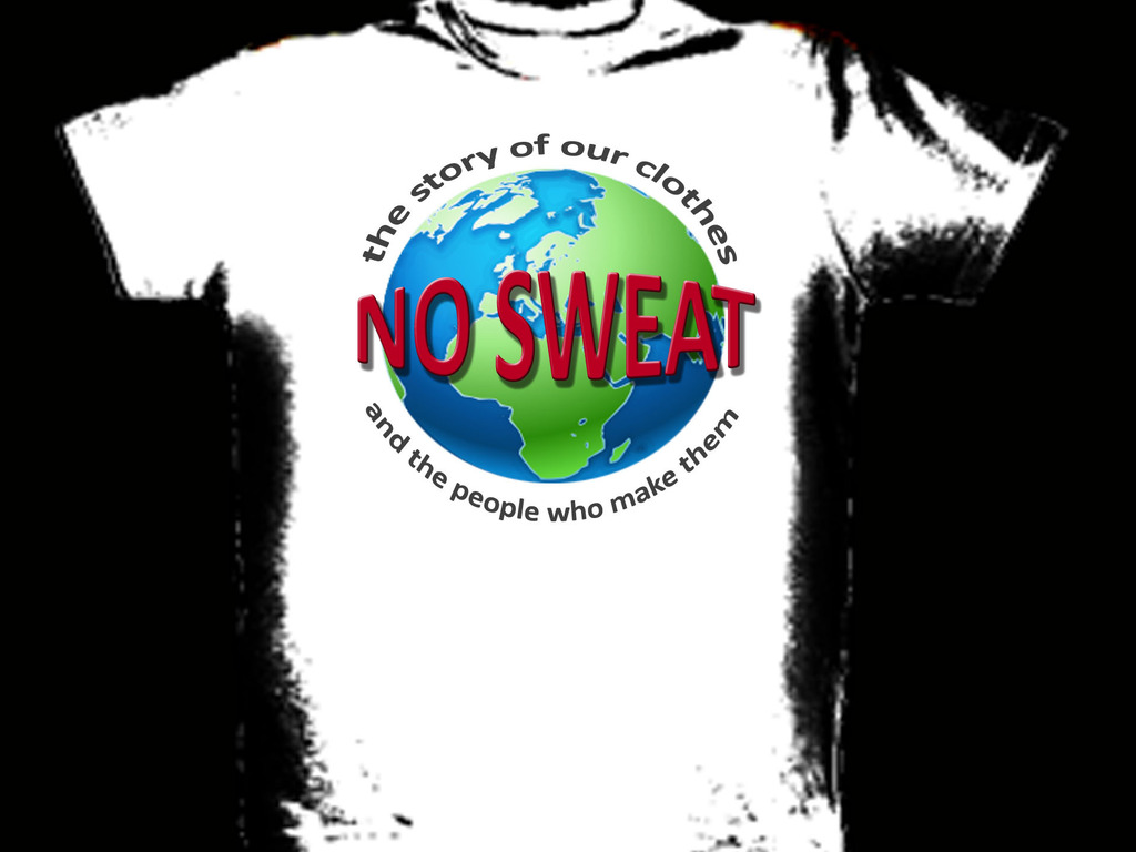 No Sweat: The story of the people who make our clothes's video poster