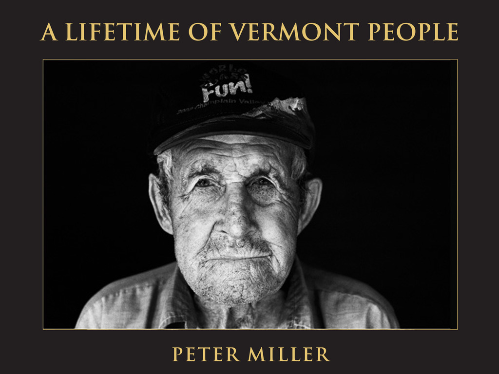 A Lifetime of Vermont People's video poster