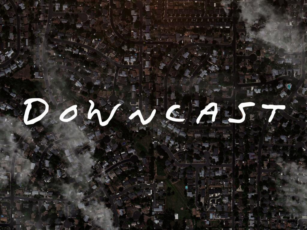 Downcast (independent crime film)'s video poster