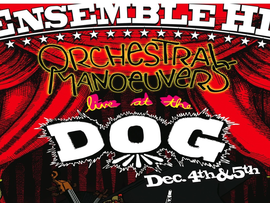 Ensemble HD Live at the Happy Dog!'s video poster