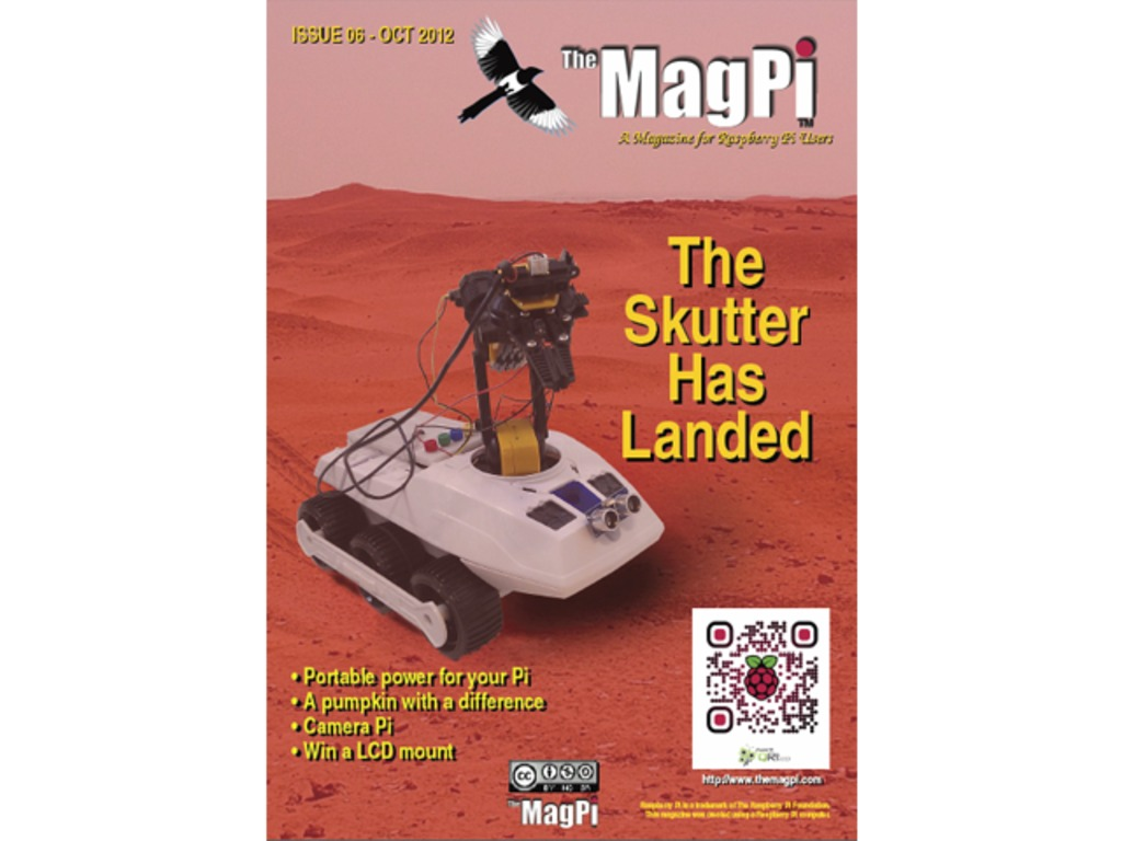 The MagPi Magazine - From Virtual to Reality's video poster