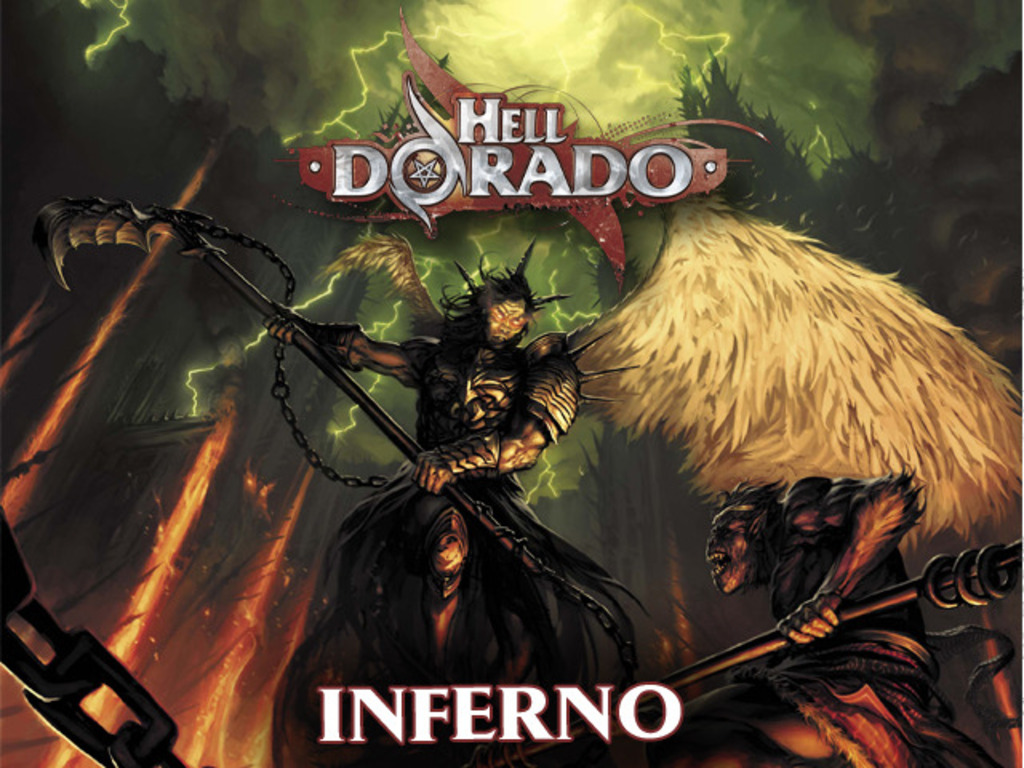 Hell Dorado Miniature Skirmish Game: Inferno Expansion's video poster