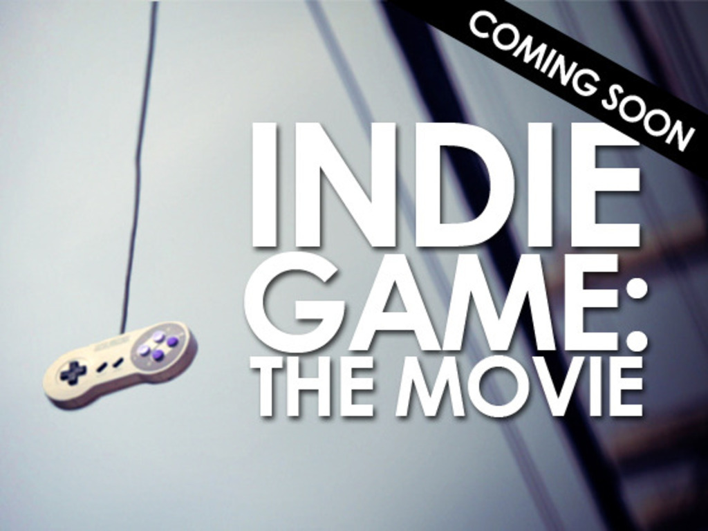 Indie Game: The Movie - The Final Push's video poster