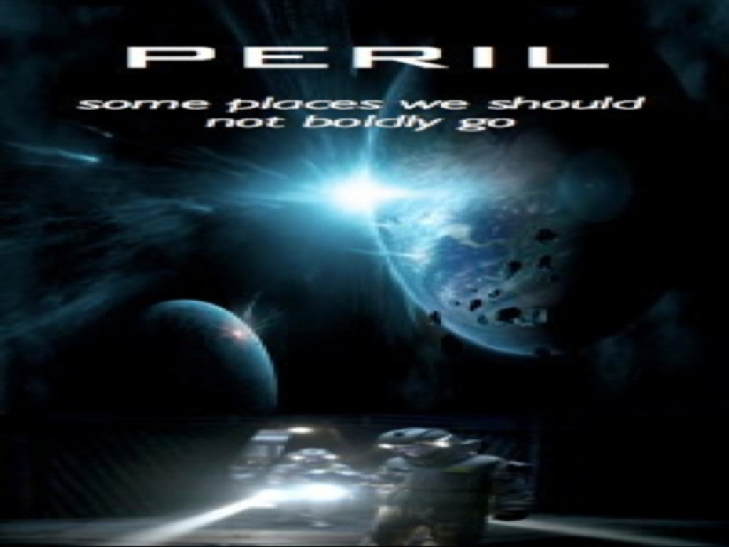Peril- the feature film's video poster