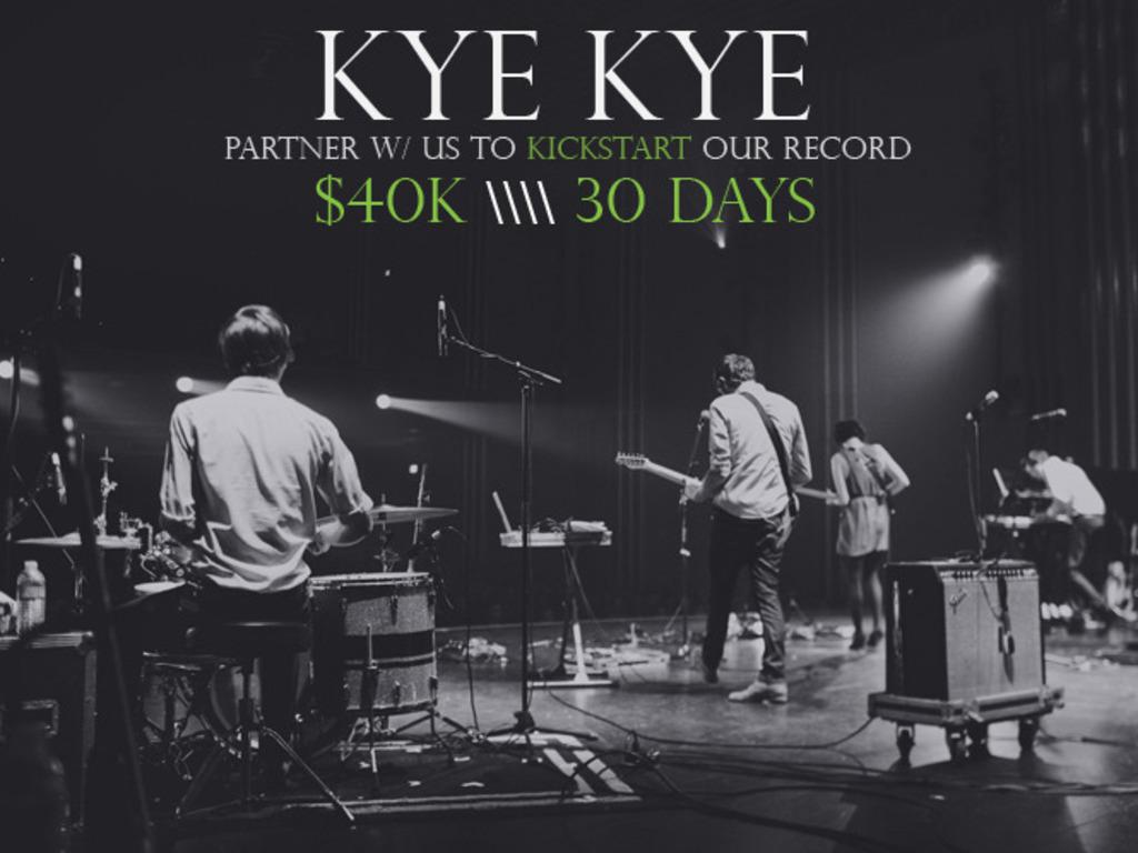 Kye Kye's Sophomore Full Length LP's video poster
