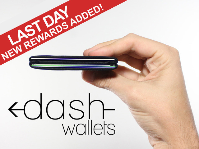 DASH ~ A Faster and Smarter Wallet's video poster