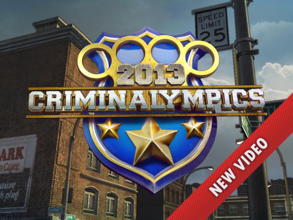 Criminalympics (Canceled)'s video poster