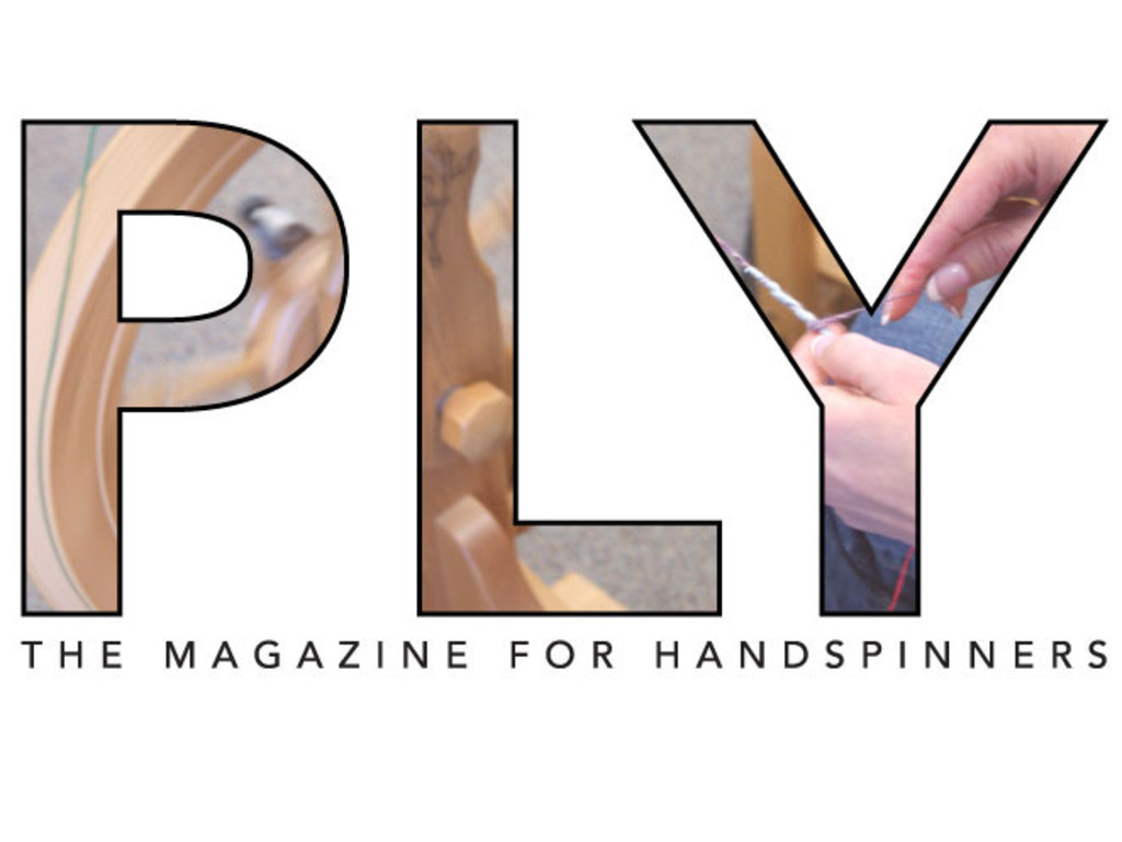 PLY: the Magazine for Handspinners's video poster