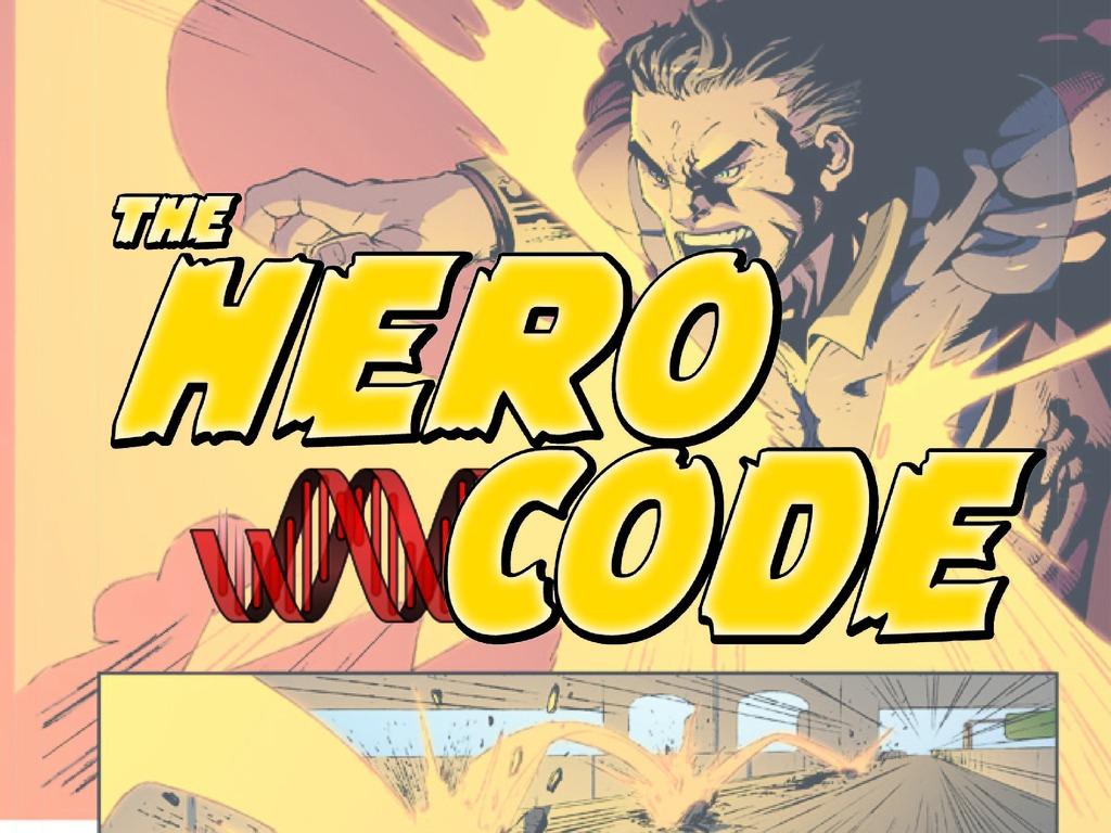 The Hero Code #1's video poster