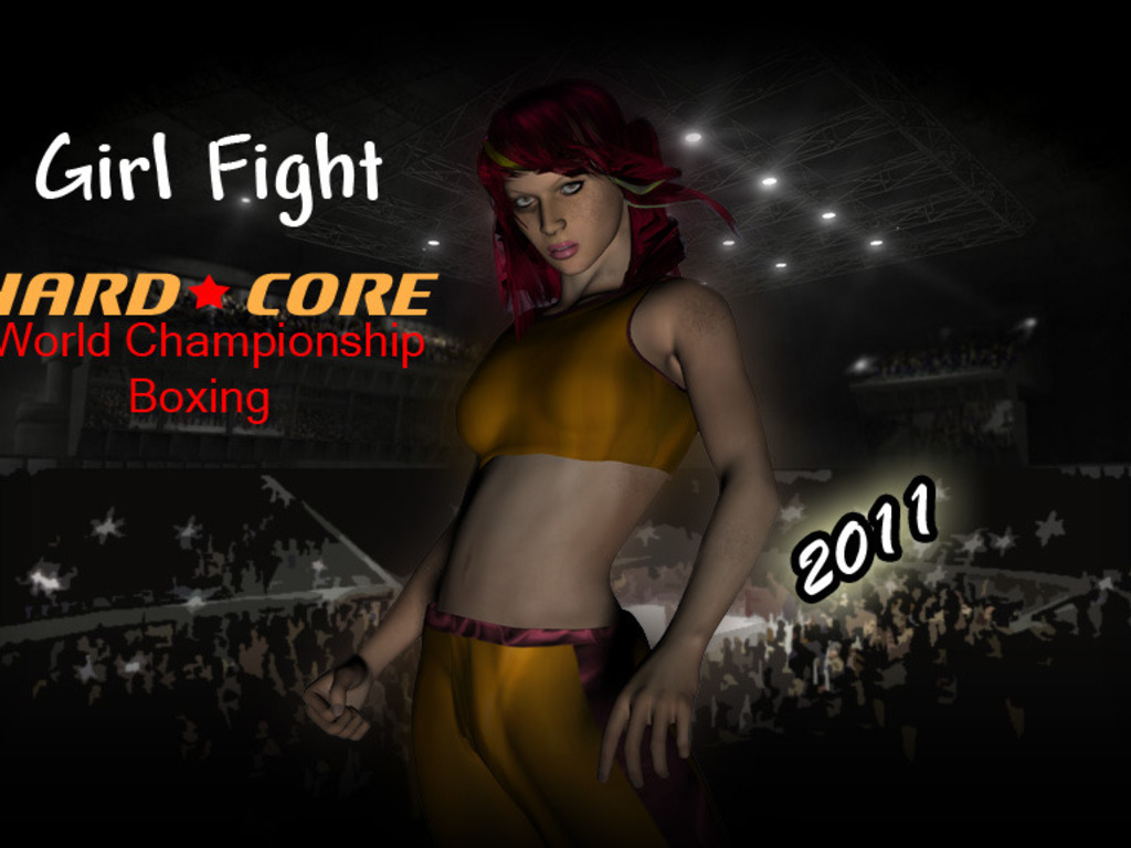 Girl Fight Championship boxing 2011's video poster