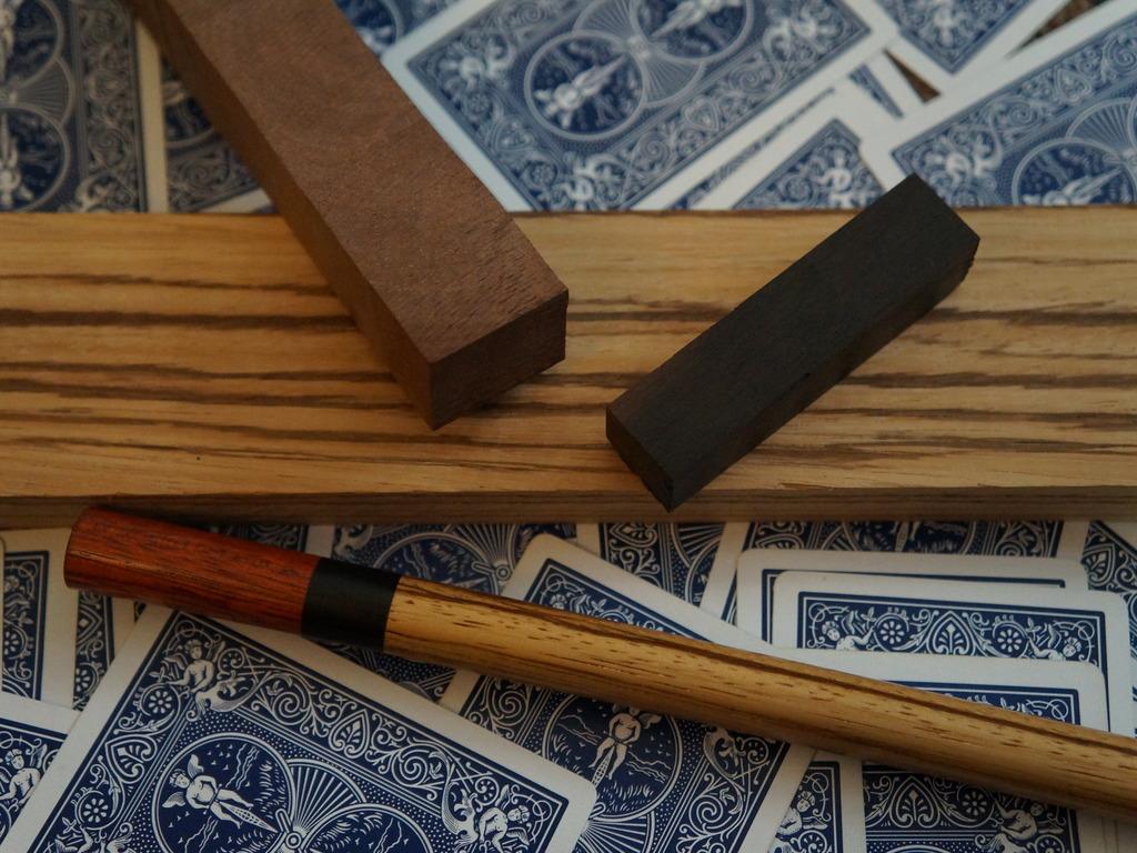 Custom Exotic Wood Magic Wands's video poster