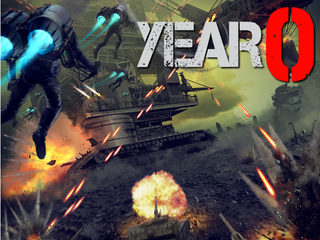 Year 0: The War is Over.  The Battle for Survival has Begun's video poster