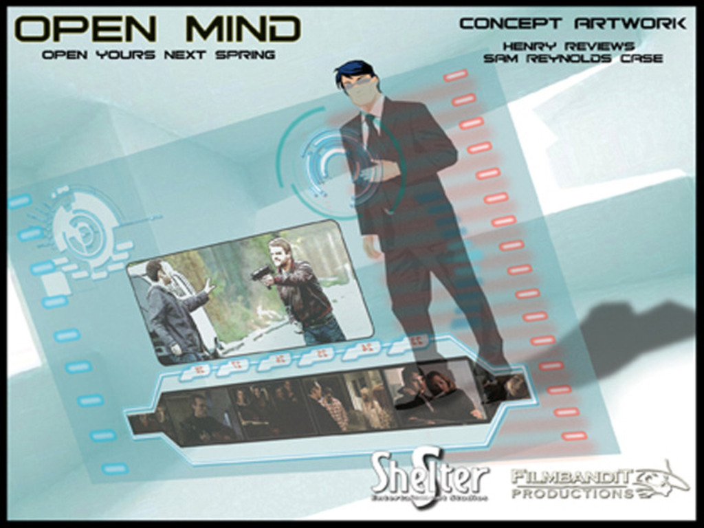 Open Mind's video poster