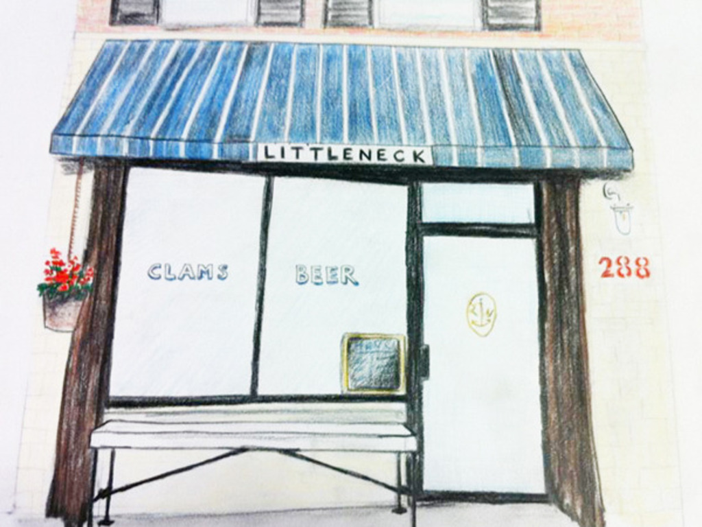 Littleneck - a clam shack coming soon to Gowanus!'s video poster