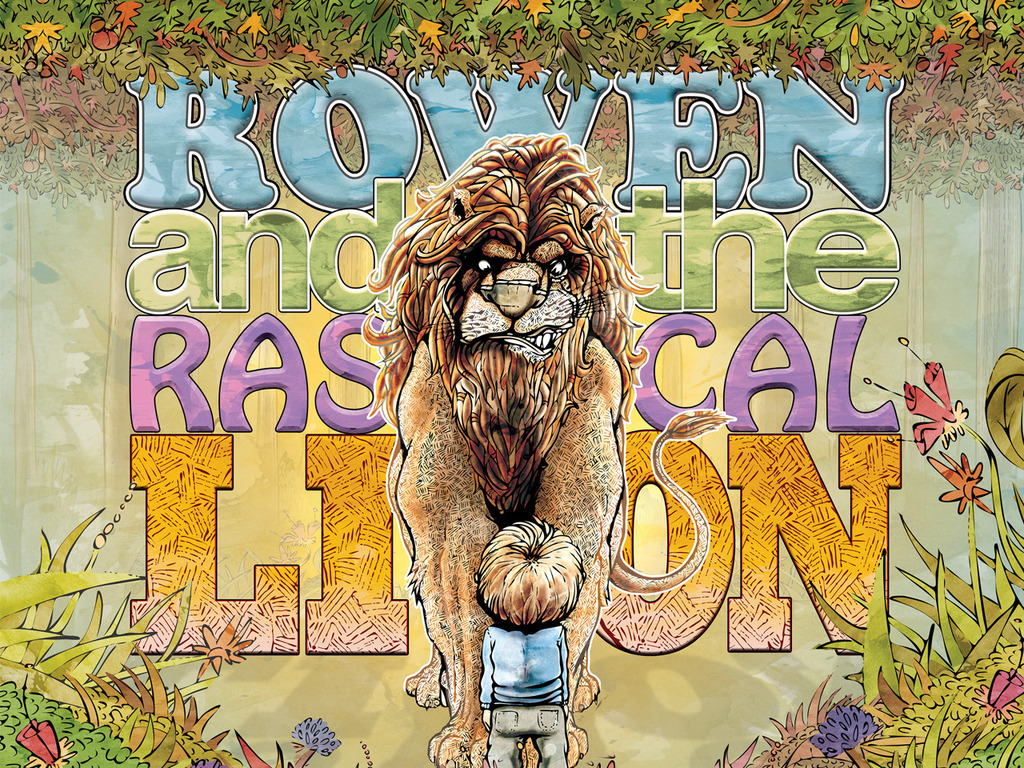Read-to-Me Comics: Rowen and the Rascal Lion's video poster