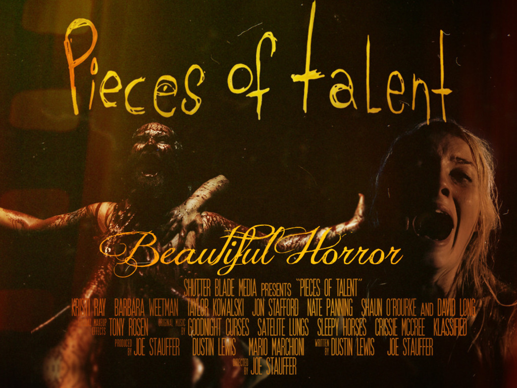 Pieces of Talent's video poster