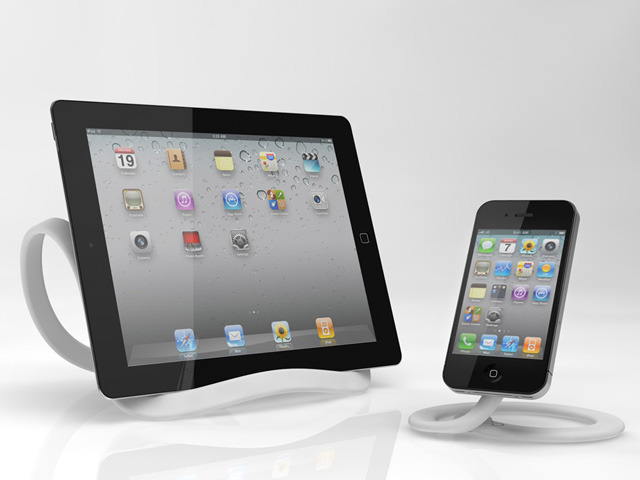 The Infinite Loop Tablet and Smartphone Stand's video poster