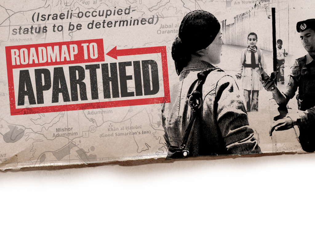 Roadmap to Apartheid's video poster