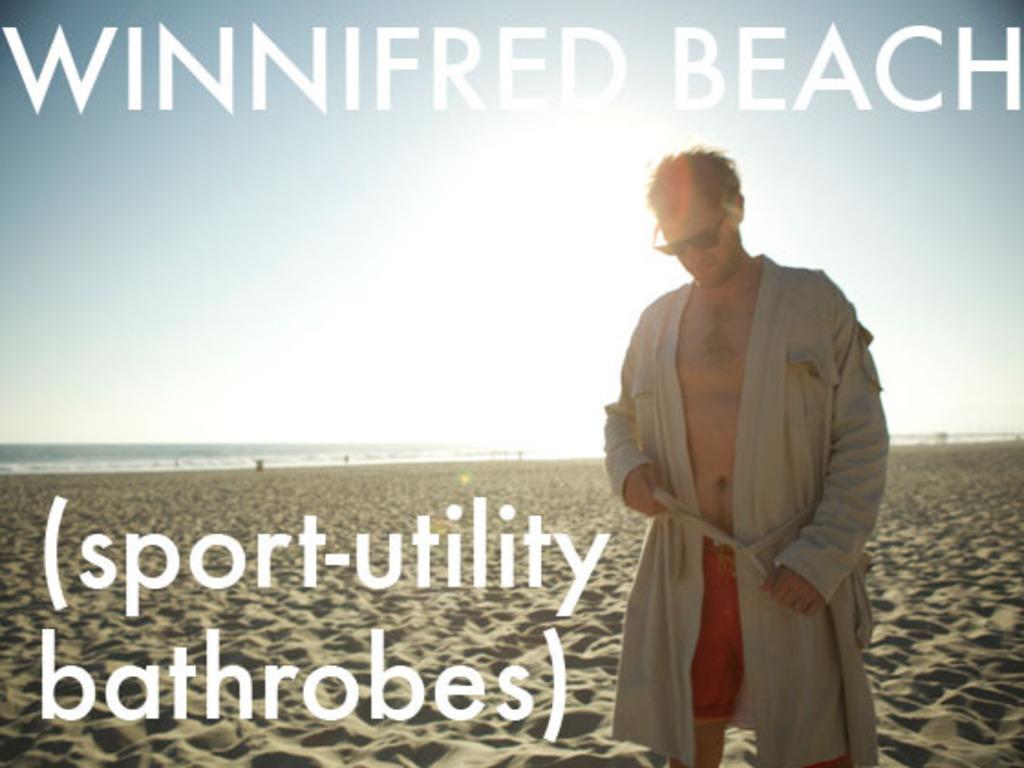 Winnifred Beach (sport-utility bathrobes)'s video poster